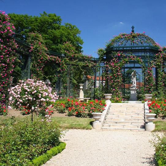 Le Val de Marne et son jardin secret