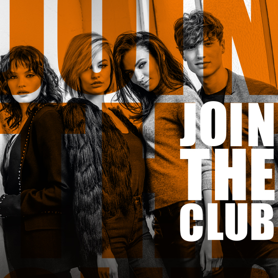 Nouvelle Collection – Join the Club