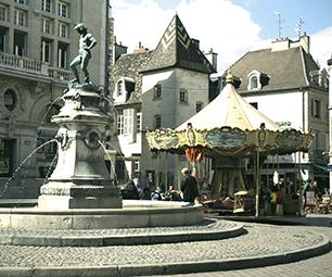 Week-end à Dijon