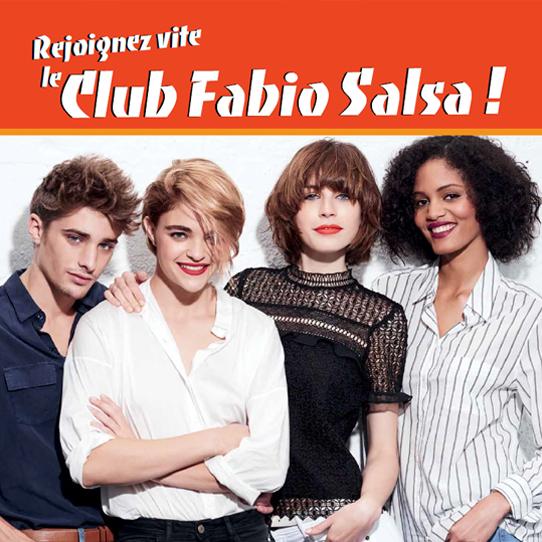 Le Club Fabio Salsa