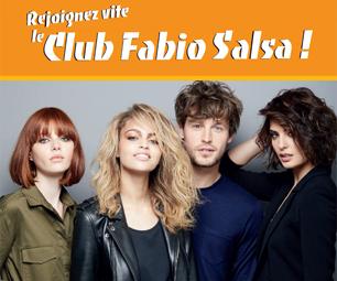 Rejoignez le Club Fabio Salsa