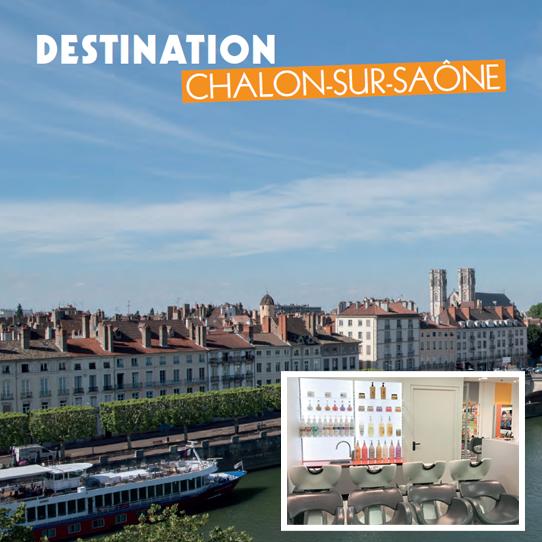 Destination Chalons-Sur-Saône