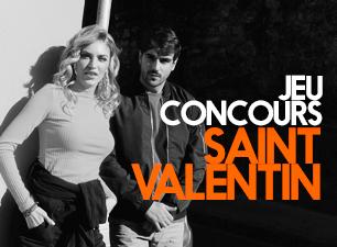 La Saint Valentin avec Fabio Salsa