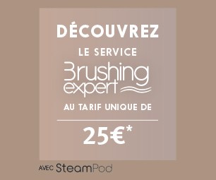 Service Brushing Expert x Steampod